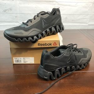 430037e046c Mens Sz 11.5 Reebok Zig Pulse SE Shoes CM9827